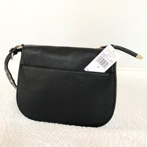 7c5a3b0d0ab71a Michael Kors Bags | New Authentic Mk Hayes Leather Messenger Bag ...